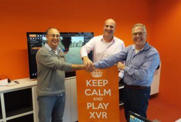 CoNeT ist offizieller Schulungspartner von XVRsim