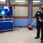 """Virtuelle Brände – reales Schwitzen: """"Atemschutz-MobilVR"""""""