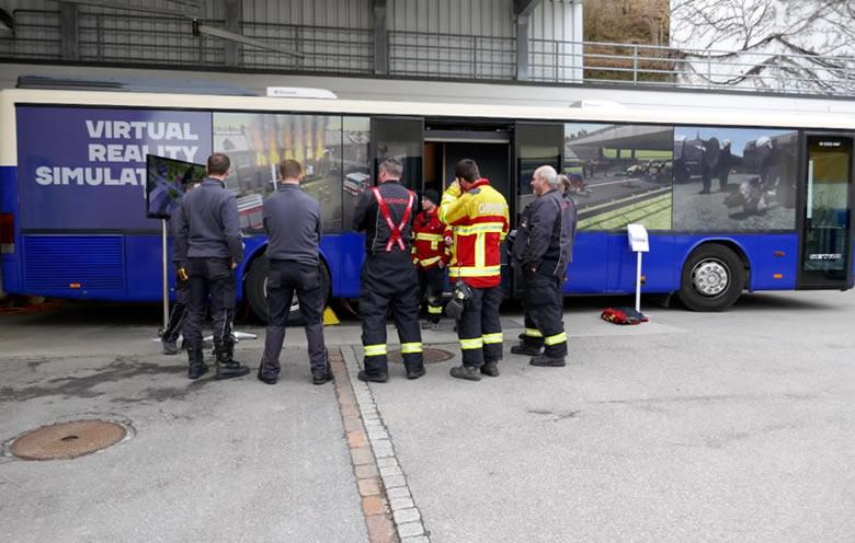 Kadertag des Rheintalischen Feuerwehrverbandes