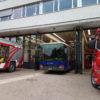 Der VRS-Bus am Einsatzleiterkurs in Gamprin/FL