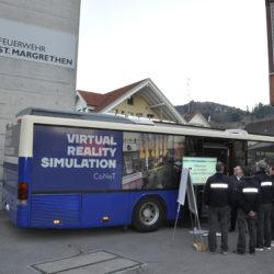 Übung in St. Margrethen